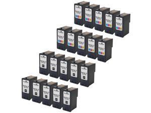 Large Capacity 70 80 Compatible Ink Cartridge Tricolor for Z11 X4270 43 45 51 Inkjet Printer Black
