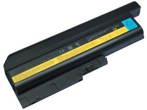 Superb Choice® 9-cell Lenovo Battery 41++ for ThinkPad Series R500 T500 W500 Laptop Battery