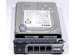 DELL 341-9726 Dell 341-9726 2000GB / 2TB 7.2K SATA Hard Drive F238F Kit - Bran (3419726)
