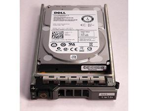 "Dell-IMSourcing XKGH0 ST91000642SS 1 TB Hard Drive - 2.5"" Internal - SAS (6Gb/s SAS)"