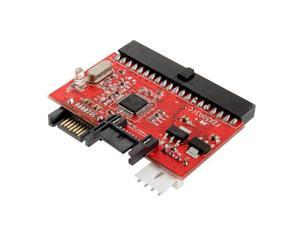"""2 in 1 SATA to IDE Adapter IDE to SATA Converter 40 pin 2.5"""" inch Hard Disk Driver Support for ATA HDD CD DVD Adaptor"""
