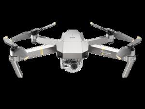 DJI Mavic PRO Platinum Portable Collapsible Drone Quadcopter  with 4K Professional Camera Gimbal