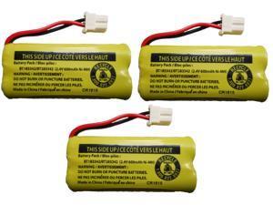 Replacement Battery BT183342 / BT283342 for Vtech AT&T Cordless Telephones CS6114 CS6419 CS6719 EL52300 CL80111 (3-Pack)