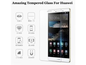 2 pcs  High Clear Explosion-proof LCD Tempered Glass Film for Huawei Honor 8 / 5.2 inch Screen Protector pelicula de vidro