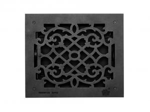 Floor Heat Register Louver Vent Victorian Cast 10 x 12 Duct |Renovator's Supply