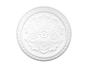 Ceiling Medallion White Urethane Primed 16 7/8 Diameter | Renovators Supply