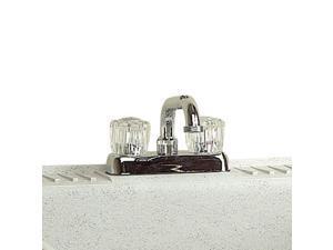 Kitchen Faucet Centerset Chrome 2 Handles | Renovator's Supply