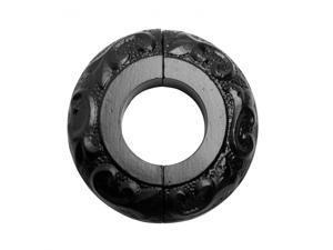 Radiator Flange Black Aluminum Escutcheon 1 3/8 ID   Renovators Supply