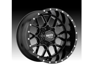 Moto Metal MO986 Siege Gloss Black 22x12 8x170 -44mm (MO986222873A44N)
