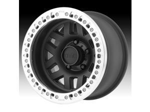 KMC KM229 Machete Crawl Satin Black 17x9 8x170 -38mm (KM22979087738N)
