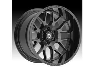 Gear Off Road 763B Raid Gloss Black 20x9 6x135 18mm (763B-2096318)