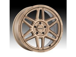 KMC KM716 Nomad Bronze 17x8 5x110 38mm (KM71678042638)