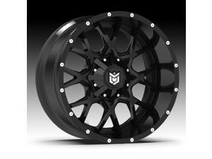 "dropstars 645b satin black wheel 20x9""/6x5.5"", 18mm offset"
