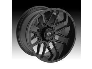 Motiv Off Road 423B Magnus Black 20x10 5x114.3 / 5x127 -25mm (423B-2100525)