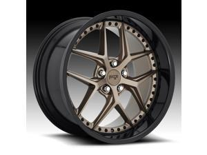 Niche M227 Vice Bronze Black 20x10.5 5x120 35mm (M227200521+35)