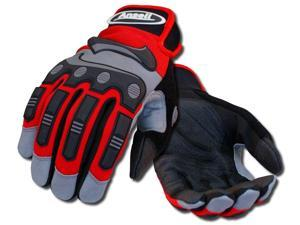 Ansell 97975M ProjeX Heavy Duty Impact Work Gloves, Medium