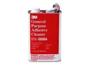 3M 08984 General Purpose Adhesive Cleaner - quart
