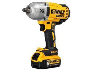 """DeWALT DCF899HP2 20v MAX XR Brushless High Torque 1/2"""" Impact Wrench Kit"""
