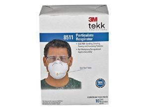 3M 07185 N95 Particulate Respirator (20 Pack)