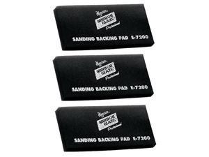 Meguiar's E7200 Mirror Glaze High-Tech Backing Pad (3 Pack)