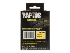 U-Pol Raptor Color Tint Pouches - Yellow