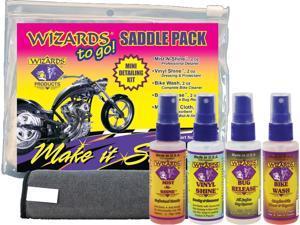 Wizards 22480 Saddle Pack - 8 oz.