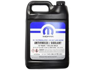 Mopar 68163849AB 10 Year/150,000 Mile Coolant 50/50 Premixed