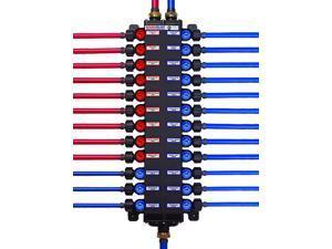 VIEGA 17778 Propress 3//4 Zero Lead Fkm Sealing Element 3-Pack