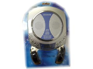 Magnum MXCD784 Portable AM/FM stereo CD/MP3 player