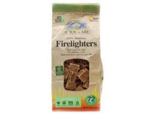 If You Care B65100 If You Care Firelighters -12x72 Ct