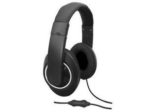 Avid Education 2AE9-2BLKTR-RS32 Headphone - Inline Microphone, Volume Control