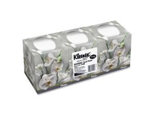Kimberly-Clark Professional KCC21200CT Kleenex Boutique Tissue Bundle, 36 Per Carton