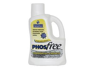 Natural Chemistry 05236 Pool Phosfree Commercial Strength 3 Liter