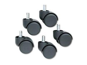 Master MAS-65435 Oversized Neck Safety Casters - Pack of 5