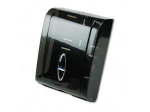 "GEORGIA-PACIFIC 56650A 15-3/8""H x 11-1/4""W Multifold Dispenser, Translucent"