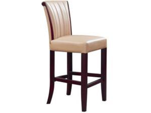 Global Furniture USA D7035BS Bar Stool 2 with Box Wala Espresso