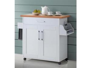 Astounding Dorel Living Da7867 36 5 X 47 87 X 31 37 In Kelsey Kitchen Island With 2 Stools White Newegg Com Unemploymentrelief Wooden Chair Designs For Living Room Unemploymentrelieforg