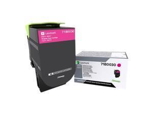 Lexmark - BPD Supplies 71B0030 Magenta Toner Cartridge for CS317dn & CX317dn