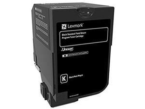Lexmark - BPD Supplies 74C0SKG Black Return Program Toner Cartridge