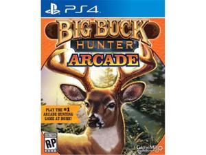 Game Mill Entertainment PS4 GME 00035 Big Buck Hunter - Playstation 4