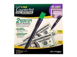 Dri-mark Products 351UV6 Counterfeit Money Detection System