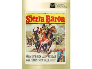 Twentieth Century Fox Film 024543991175 Sierra Baron - Western DVD