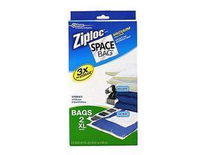 Ziploc 70011 Space Bag - 2 Count, 2XL
