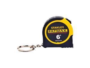 STANLEY FMHT33706 Measuring Tape w/Key Chain