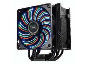 Lepatek ETS-T50A-BVT Ets-t50 Axe B High-Performance Side-Flow CPU Cool, Black