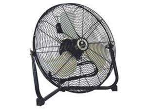 Tpi Corp. 737-CF-18 Commercial Floor Fan, 18 in., 0.20 Hp, Steel