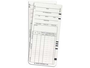 50/PK WK/BIWKLY CARDS - AMA101300