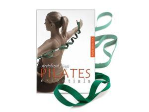 OPTP Stretch Out Strap Pilates Essential Pack (Strap + Book)