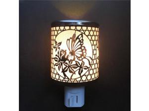 ACE NL 1108 Aluminum Crafted LED Night Light - Oriental Butterfly