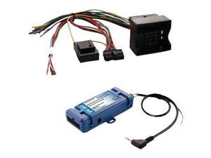 PAC RP4-VW11 All-in-One Radio Replacement & Steering Wheel Control Interface (For select VW(R) vehicles with CAN Bus)